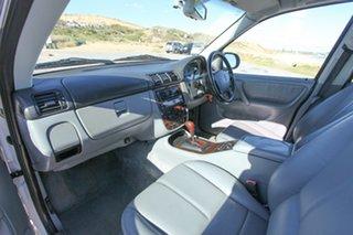 2000 Mercedes-Benz M-Class W163 MY2000 ML430 Luxury White 5 Speed Sports Automatic Wagon