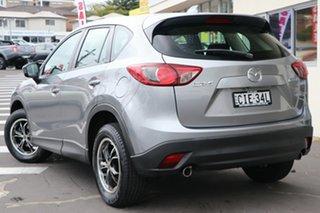 2012 Mazda CX-5 KE1071 Maxx SKYACTIV-Drive Aluminium 6 Speed Sports Automatic Wagon.