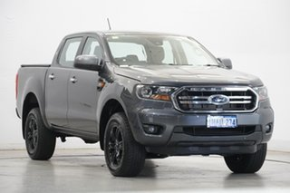 2020 Ford Ranger PX MkIII 2020.25MY XLS Meteor Grey 6 Speed Sports Automatic Double Cab Pick Up