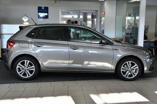 2021 Volkswagen Polo AW MY21 85TSI DSG Comfortline Grey 7 Speed Sports Automatic Dual Clutch