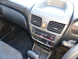 2005 Nissan Pulsar N16 MY04 ST Akoya Silver 4 Speed Automatic Sedan