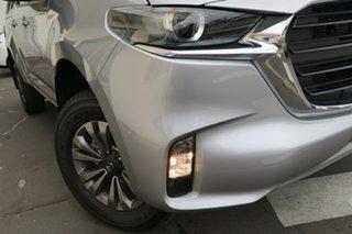 2020 Mazda BT-50 TFS40J XT Ingot Silver 6 Speed Sports Automatic Utility.