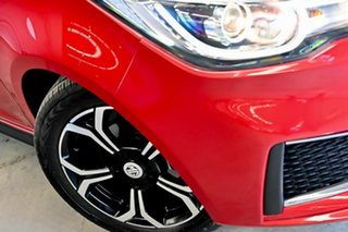 2018 MG MG3 SZP1 MY18 Excite Red 4 Speed Automatic Hatchback.