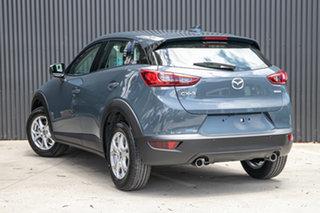 2021 Mazda CX-3 DK2W7A Maxx SKYACTIV-Drive FWD Sport LE Polymetal Grey 6 Speed Sports Automatic