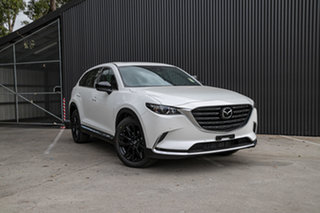 2021 Mazda CX-9 TC GT SP SKYACTIV-Drive Snowflake White Pearl 6 Speed Sports Automatic Wagon.