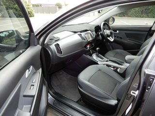 2015 Kia Sportage SL MY15 SLi AWD Dark Grey 6 Speed Sports Automatic Wagon