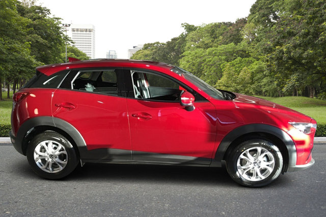 Demo Mazda CX-3 DK2W76 Maxx SKYACTIV-MT FWD Sport Paradise, 2021 Mazda CX-3 DK2W76 Maxx SKYACTIV-MT FWD Sport Soul Red 6 Speed Manual Wagon