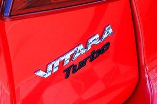 2021 Suzuki Vitara LY Series II Turbo 2WD Red 6 Speed Sports Automatic Wagon