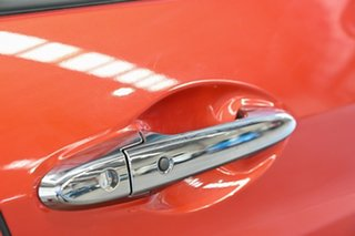2019 Honda HR-V MY19 RS Orange 1 Speed Constant Variable Hatchback