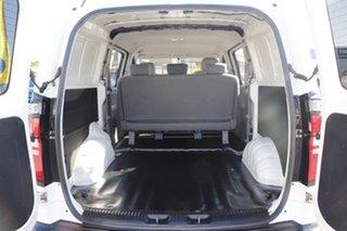 2018 Hyundai iLOAD TQ4 MY19 Crew Cab Creamy White 5 Speed Automatic Van