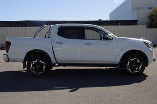 2021 Nissan Navara D23 MY21 ST-X White Diamond 7 Speed Sports Automatic Utility.