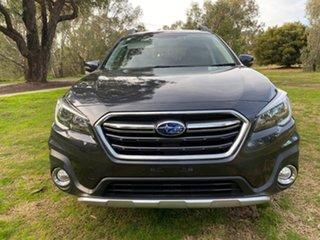 2018 Subaru Outback B6A MY18 2.5i CVT AWD Grey 7 Speed Constant Variable Wagon.