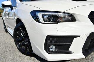 2020 Subaru WRX V1 MY21 Lineartronic AWD Crystal White 8 Speed Constant Variable Sedan.
