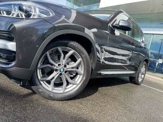 2020 BMW X3 G01 xDrive20d xLine Sophisto Grey Brilliant Effect 8 Speed Automatic Steptronic Wagon.