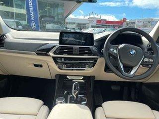 2020 BMW X3 G01 xDrive20d xLine Sophisto Grey Brilliant Effect 8 Speed Automatic Steptronic Wagon