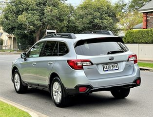 2015 Subaru Outback B6A MY15 2.0D CVT AWD Silver 7 Speed Constant Variable Wagon