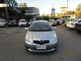 2005 Toyota Yaris NCP90R YR 4 Speed Automatic Hatchback.