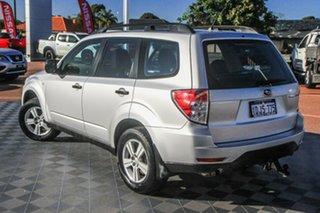 2010 Subaru Forester S3 MY10 X AWD Luxury Silver 5 Speed Manual Wagon.