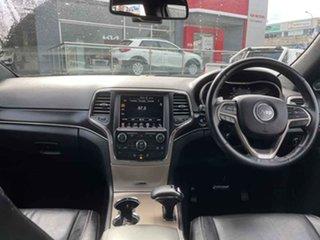 2013 Jeep Grand Cherokee WK MY13 Limited (4x4) Grey 5 Speed Automatic Wagon