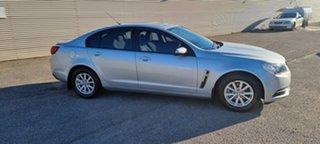 2016 Holden Commodore VF II MY16 Evoke Silver 6 Speed Sports Automatic Sedan.