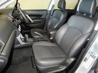 2015 Subaru Forester MY14 2.5I-L Silver Continuous Variable Wagon