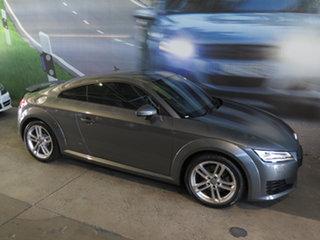 2015 Audi TT FV 2.0 TFSI Quattro Sport Grey 6 Speed Auto Dual Clutch Coupe.
