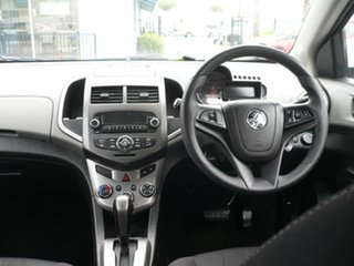 2016 Holden Barina TM MY16 CD Silver 6 Speed Automatic Hatchback