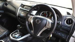 2016 Nissan Navara NP300 D23 ST (4x4) Silver 7 Speed Automatic Dual Cab Utility