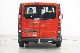 2020 Mitsubishi Express SN MY21 GLX SWB Red 6 Speed Manual Van