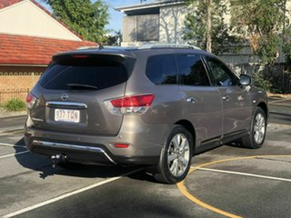 2013 Nissan Pathfinder R52 MY14 Ti X-tronic 2WD Grey 1 Speed Constant Variable Wagon.