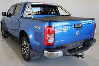 2018 Holden Colorado RG MY19 LTZ Pickup Crew Cab Blue 6 Speed Manual Utility.