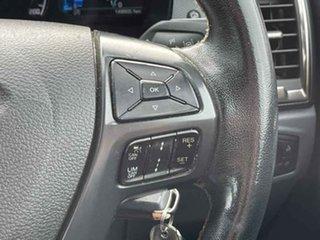 2017 Ford Ranger PX MkII MY17 Update Wildtrak 3.2 (4x4) Black 6 Speed Manual Dual Cab Pick-up