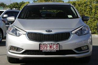 2015 Kia Cerato YD MY15 S Silver 6 Speed Sports Automatic Hatchback.
