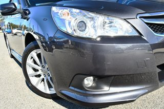 2010 Subaru Liberty B5 MY11 2.5i Lineartronic AWD Graphite Grey 6 Speed Constant Variable Sedan.