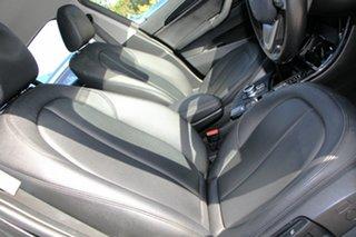 2017 BMW X1 F48 sDrive18d Steptronic Black 8 Speed Sports Automatic Wagon