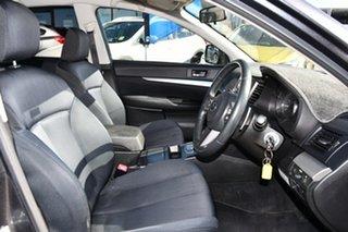2010 Subaru Liberty B5 MY11 2.5i Lineartronic AWD Graphite Grey 6 Speed Constant Variable Sedan