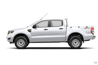2021 Ford Ranger PX MkIII 2021.25MY XL Hi-Rider White 6 Speed Sports Automatic Double Cab Pick Up.