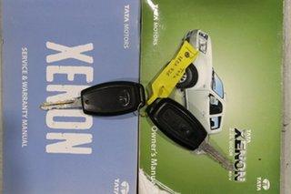 2015 Tata Xenon MY15 (4x4) Black 5 Speed Manual Dual Cab Utility