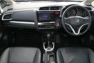 2015 Honda Jazz GF MY15 VTi-L White 1 Speed Constant Variable Hatchback