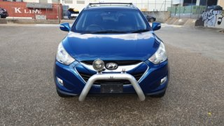 2012 Hyundai ix35 LM MY11 Highlander (AWD) Blue 6 Speed Automatic Wagon