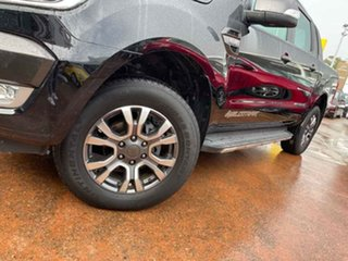 2017 Ford Ranger PX MkII MY17 Update Wildtrak 3.2 (4x4) Black 6 Speed Manual Dual Cab Pick-up.