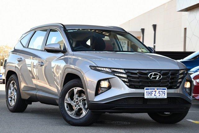 Demo Hyundai Tucson NX4.V1 MY22 2WD Clarkson, 2021 Hyundai Tucson NX4.V1 MY22 2WD R2t/nnb 6 Speed Automatic Wagon
