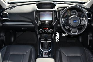 2020 Subaru Forester S5 MY21 2.5i-S CVT AWD Crystal White Pearl 7 Speed Constant Variable Wagon.
