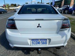 2005 Mitsubishi 380 DB VR-X White 5 Speed Auto Sports Mode Sedan.