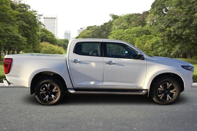 Demo Mazda BT-50 TFS40J XTR Paradise, 2021 Mazda BT-50 TFS40J XTR Ice White 6 Speed Sports Automatic Utility