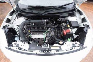 2018 Suzuki Swift AL GL Navigator White Continuous Variable Hatchback