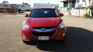 2012 Hyundai ix35 LM MY11 Elite (AWD) Red 6 Speed Automatic Wagon