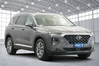 2020 Hyundai Santa Fe TM.2 MY20 Elite Magnetic Force 8 Speed Sports Automatic Wagon.