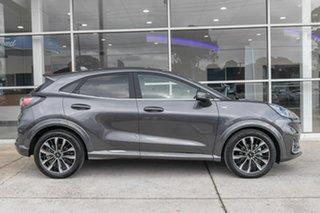 2021 Ford Puma JK 2021.25MY ST-Line V Grey 7 Speed Sports Automatic Dual Clutch Wagon.