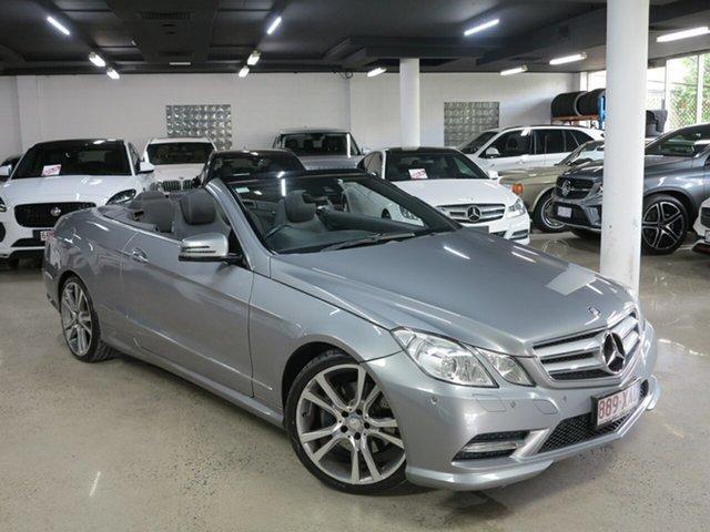 Used Mercedes-Benz E-Class A207 MY12 E250 CDI BlueEFFICIENCY 7G-Tronic + Avantgarde Albion, 2013 Mercedes-Benz E-Class A207 MY12 E250 CDI BlueEFFICIENCY 7G-Tronic + Avantgarde Pallidiumsilver